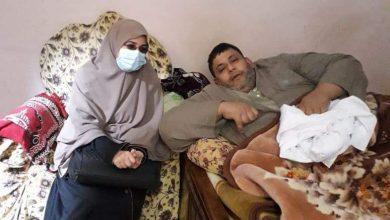 صورة وزيرة الصحة تستجيب لمناشدة مريض سمنة مفرطة.. وتوجه بنقله إلى مستشفى معهد ناصر وعلاجه على نفقة الدولة