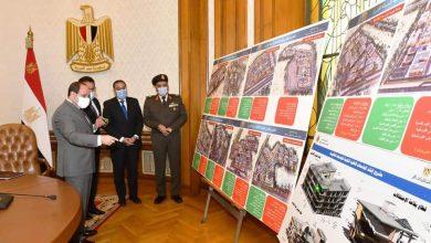 """صورة السيد الرئيس يتابع مشروعات انشاء الجامعات الحكومية والأهلية والتكنولوجية، والمراكز والمعاهد البحثية على مستوى الجمهورية""""."""