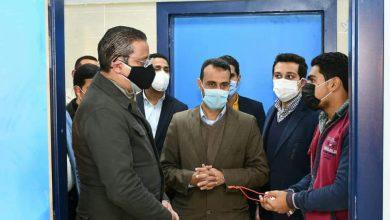 صورة محافظ الفيوم يتفقد أعمال تطوير ورفع كفاءة مستشفى الصدر