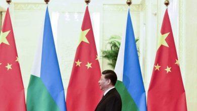 صورة الصين تعزز موطئ قدمها التجاري في جيبوتي