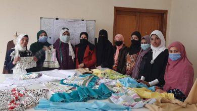 صورة القومي للمرأة بالمنيا ينفذ دورات تدريبية لدعم التمكين الاقتصادي للسيدات