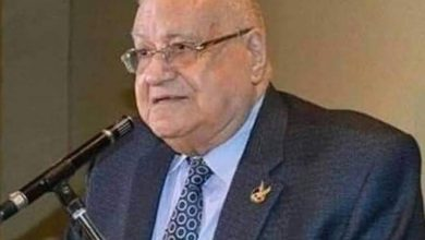 صورة البطل المصرى جلال هريدى مؤسس الصاعقة المصرية