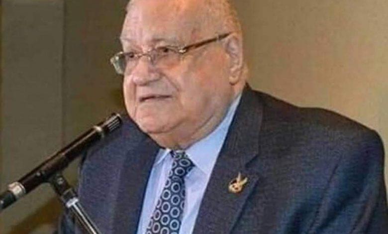 البطل المصرى جلال هريدى مؤسس الصاعقة المصرية