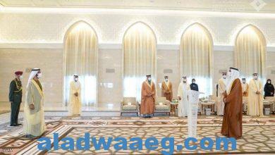 صورة السفير الإماراتي يؤدي اليمين القانونية لدى دولة إسرائيل