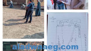 صورة أهالي بني سعيد بالمنيا : سعداء بتخصيص مكان لمشروع الصرف الصحي بالقرية