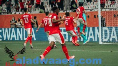 صورة للمرة الثالثة.. الأهلي يفوز بالثلاثية في افتتاح دور المجموعات
