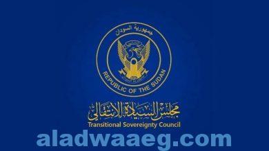 صورة مجلس السيادة يحتسب البروفيسور مالك حسين