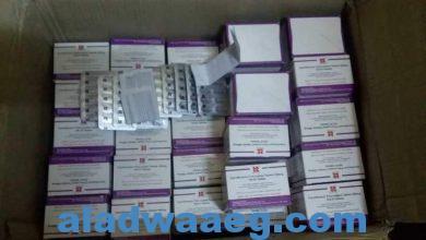 صورة ضبط مجموعة تتاجر بأدوية التأمين الصحي بشمال كردفان