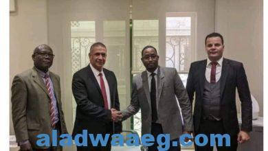 صورة سفارة أفريقيا الوسطى تشيد بسمارت تكنولوجي