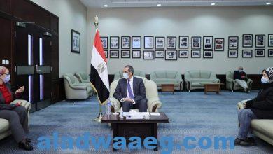 صورة الدكتور / عمرو طلعت وزير الاتصالات وتكنولوجيا المعلومات