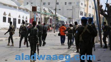 صورة الدعوة إلى وقف العنف والعودة للحوار في أحداث الصومال