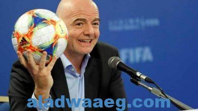 صورة رئيس الإتحاد الدولي لكرة القدم يزور السودان الإثنين المقبل