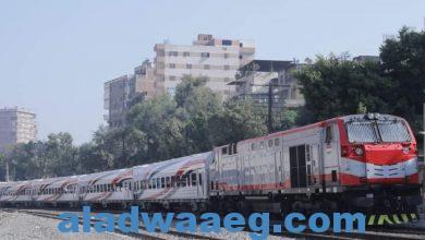 صورة بيان اعلامى من السكه الحديد