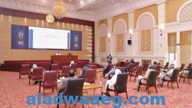 صورة اللجنة العليا للطوارئ الصحية بالسودان تشيد بالأجهزة المعنية في مكافحة كورونا