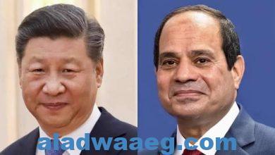 صورة السيد الرئيس يبحث هاتفياً مع نظيره الصيني تداعيات أزمة كورونا وتوفير اللقاحات
