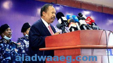 صورة حمدوك يجدد التزام الحكومة بتنفيذ بنود سلام جوبا