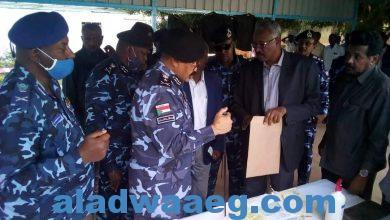 صورة ضبط شبكة إجرامية تنشط في تزوير المستندات الرسمية والوثائق المرورية بالخرطوم