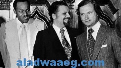 صورة وفاة وزير البترول السعودي وأول أمين عام لمنظمة أوبك