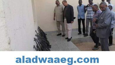 صورة جهاز المخابرات السوداني يضبط كمية من الأسلحة بشمال كردفان