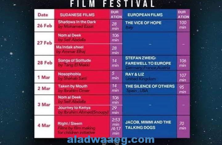 إنطلاق مهرجان سينما السيارات يوم الجمعة بالخرطوم