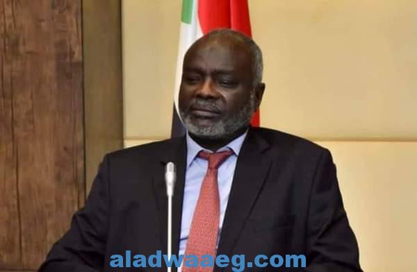 د. جبريل وزير المالية السوداني يبحث تطوير التعاون مع اليابان