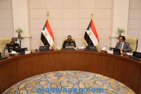الإجتماع المشترك لمجلسي السيادة والوزراء بالسودان يجيز عددا من القوانين