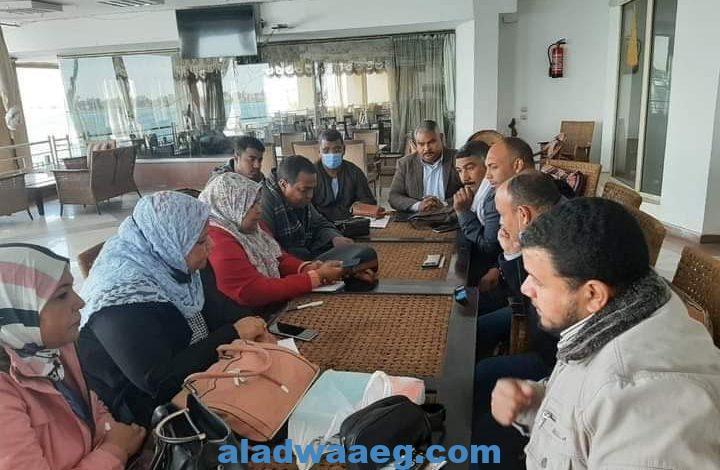 عقد اجتماع مكبر لأعضاء اتحاد القبائل العربية قطاع الأقصر