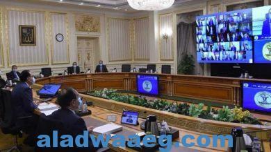 صورة وزيرة الصحة تستعرص تقرير عن جهود مواجهة فيروس كورونا