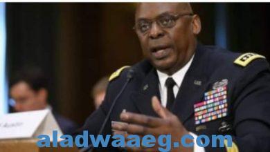 صورة وزير الدفاع الأمريكي حققنا الهدف من ضربة سوريا