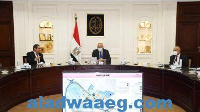 صورة وزير الإسكان يتابع إجراءات تنفيذ مخرجات المخطط الاستراتيجي العام لمدينة سفنكس الجديدة