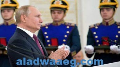 صورة الرئيس الروسي يهنئ العسكريين بيوم العمليات الخاصة