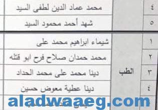 صورة جامعة الفيوم: إعلان أسماء الفائزين بمنحة وزارة التضامن الاجتماعي