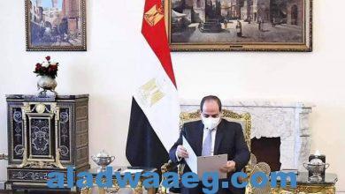 صورة وزير خارجية الكويت ينقل رسالة خطية إلى السيد الرئيس من الشيخ نواف الصباح