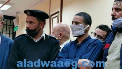 صورة إحالة سفاح الجيزة للمفتي والنطق بالحكم 24 مارس