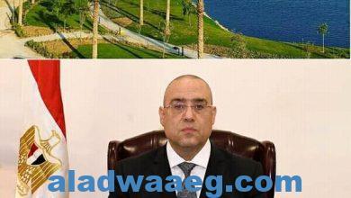 صورة وزير الإسكان يستعرض الموقف التنفيذى لمشروعات التطوير الجارى تنفيذها بمحافظة القاهرة
