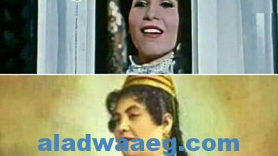 صورة راقصة مشهورة توفيت بعد تسولها ومشي في جنازتها مطلقها وعربجي كارو