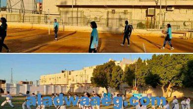 صورة انطلاق فعاليات المهرجان الرياضي بمحافظة الوادي الجديد