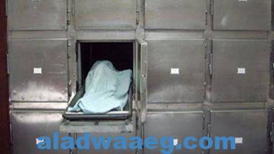صورة نيابة الحسينية : الكشف عن غموض وفاة شاب