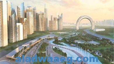 صورة العاصمة الإدارية الجديدة توفر فرص عمل جديدة