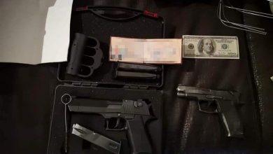 صورة جهاز الأمن الأوكراني يلقي القبض على عصابة دولية تعمل على تزوير الدولار