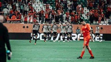 صورة المارد الأحمر يتخطى عقبة الدحيل ويواجه بايرن ميونيخ في نصف النهائي