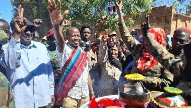 صورة د. الهادي إدريس: إتفاق سلام جوبا لبى تطلعات الشعب السوداني