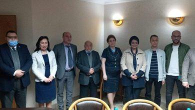 صورة بروتوكول تعاون مصري روسي يجمع بين جامعة أسيوط ونايبرجينى الروسية