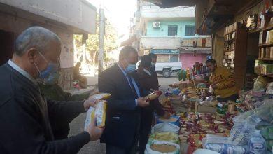 صورة محافظ أسيوط: تحرير 1610 محضر تمويني خلال حملات اليوم الواحد برئاسة السكرتير المساعد