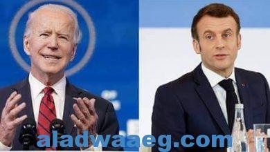 صورة شخصيات سورية وعربية وغربية تطالب بايدن وماكرون بزيادة العقوبات