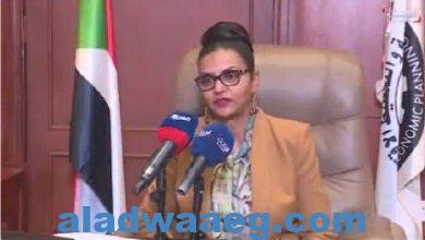 صورة من المحتمل سيتم تعيين كوزيرة للمالية السابقة هبة محمد علي
