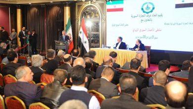 صورة طهران تتغول وتكثف نشاطاتها لزيادة استثماراتها في سوريا