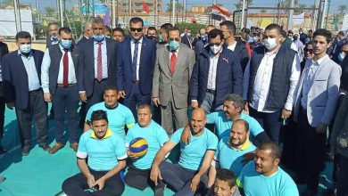 صورة إهتمام كبير من القيادة السياسية بقطاعي الشباب والرياضة بشمال سيناء