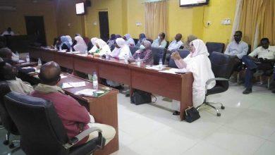 صورة ورشةالتشاور المجتمعي حول خفض الفقر بنهر النيل