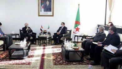 صورة صحيفة روسية: الجزائر تتجه لاستئناف علاقاتها الإقتصادية مع سوريا